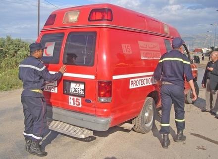 عاااجل بأكادير: حادثة سير مميتة ضحيتها أستاذة، وزوجها الأستاذ يصاب في الحادث