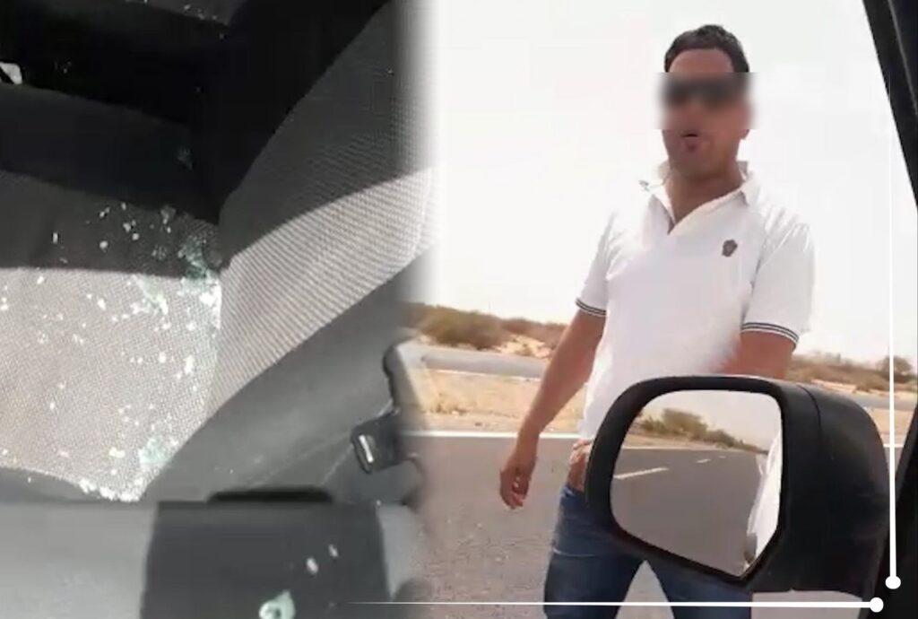 المديرية العامة للأمن الوطني تتفاعلت مع مقطع فيديو لخلاف بين شخصين أحدهما مفتش شرطة ممتاز تطور إلى إلحاق خسائر مادية