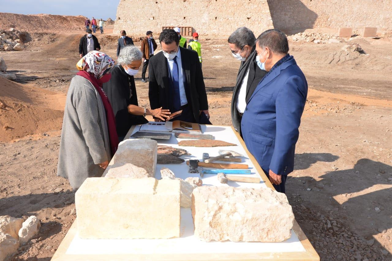 وزير الثقافة والشباب و الرياضة يحل بأكادير، (2)